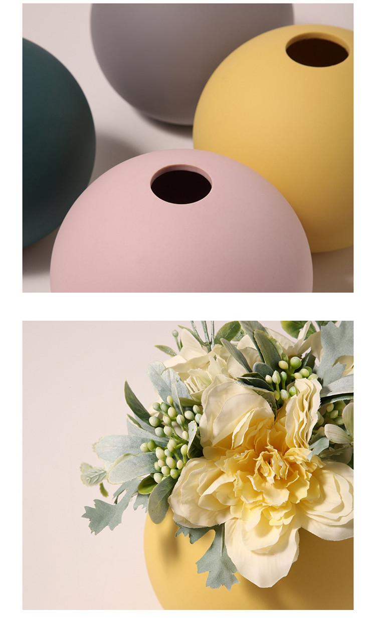 1JC21004 Cooee Ball Vase China Maker (23)