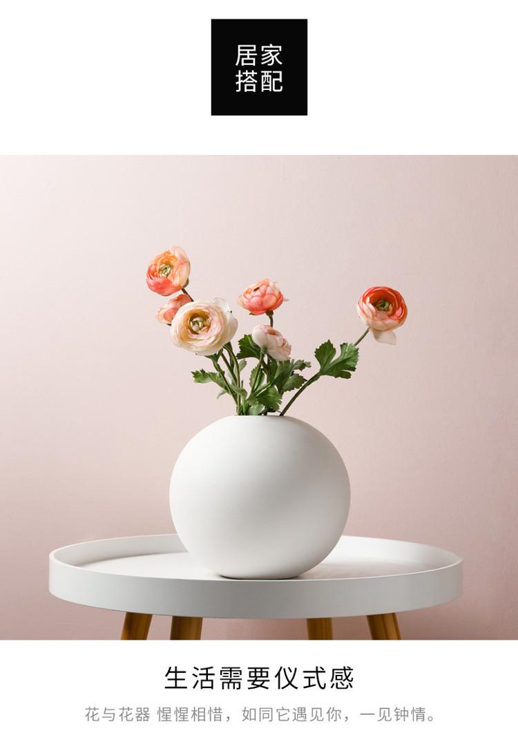 1JC21004 Cooee Ball Vase China Maker (27)