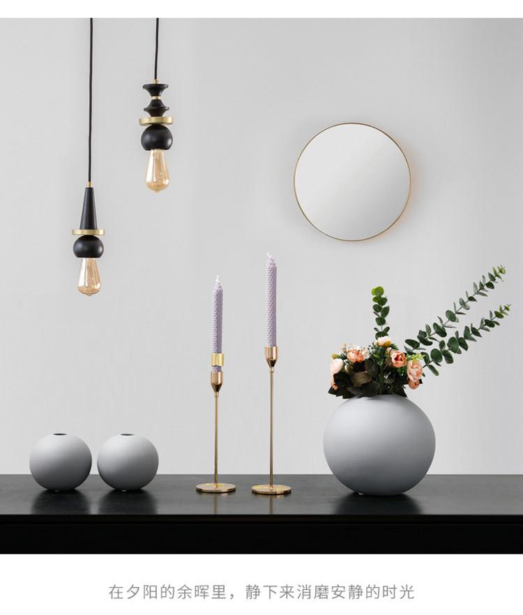 1JC21004 Cooee Ball Vase China Maker (29)