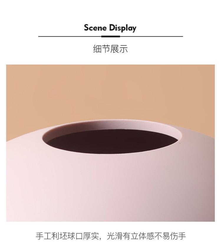 1JC21004 Cooee Ball Vase China Maker (32)