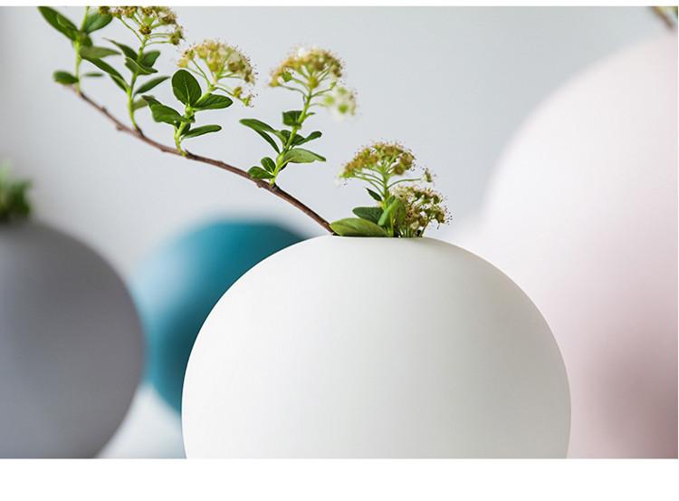 1JC21004 Cooee Ball Vase China Maker (34)