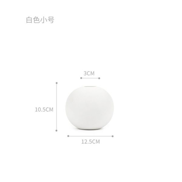 1JC21004 Cooee Ball Vase China Maker (41)