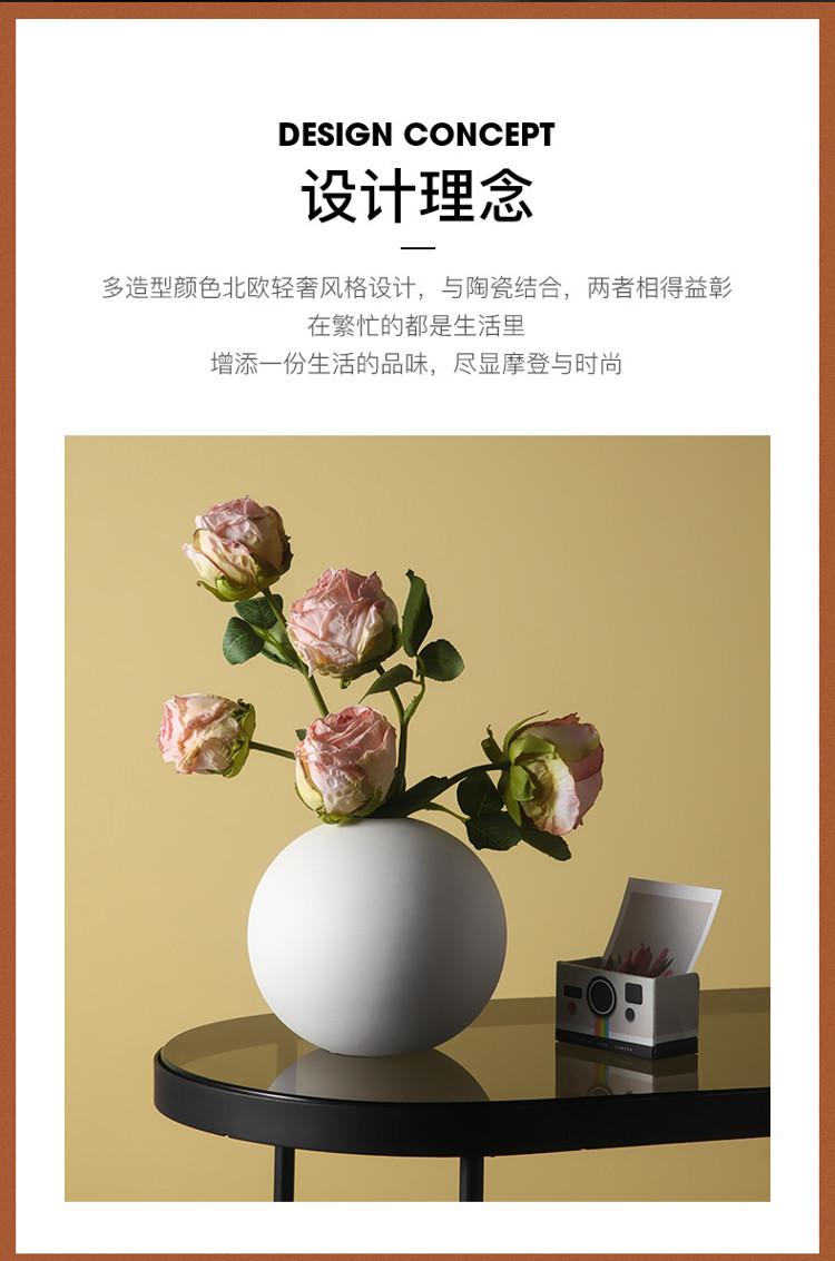1JC21004 Cooee Ball Vase China Maker (7)