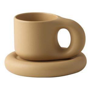 1JC21005 Tasse à café et soucoupe (1)
