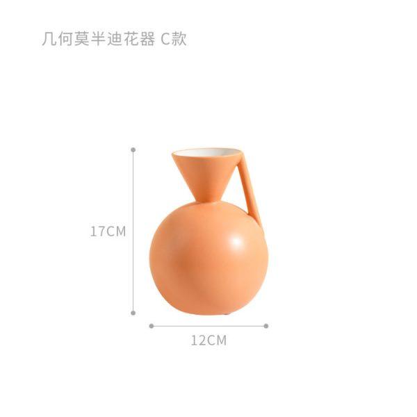 1JC21032 Cute Small Vase China Maker (17)
