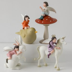 1JC21033 Resin Angels Statues Online Sale (4)