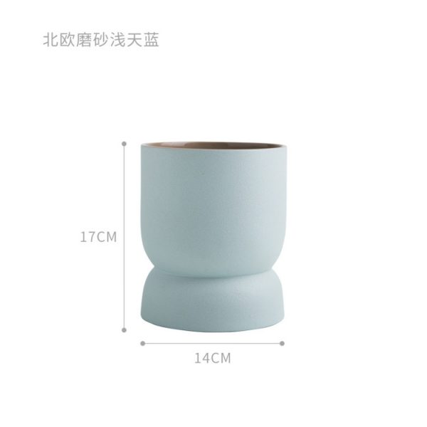 1JC21043 Ceramic Floral Containers Maker (25)