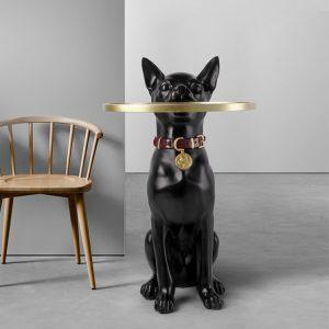 1JC21063 Dog Side Table Online Sale (1)