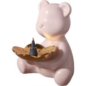 1JC21064 Teddy Bear Statue Table Decoration Sale (1)