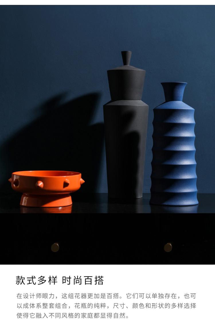 1JC21076 Nordic Ceramic Vase China Maker Sale (10)