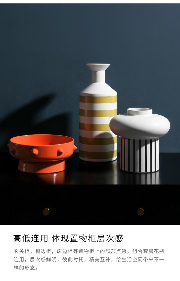 1JC21076 Nordic Ceramic Vase China Maker Sale (12)