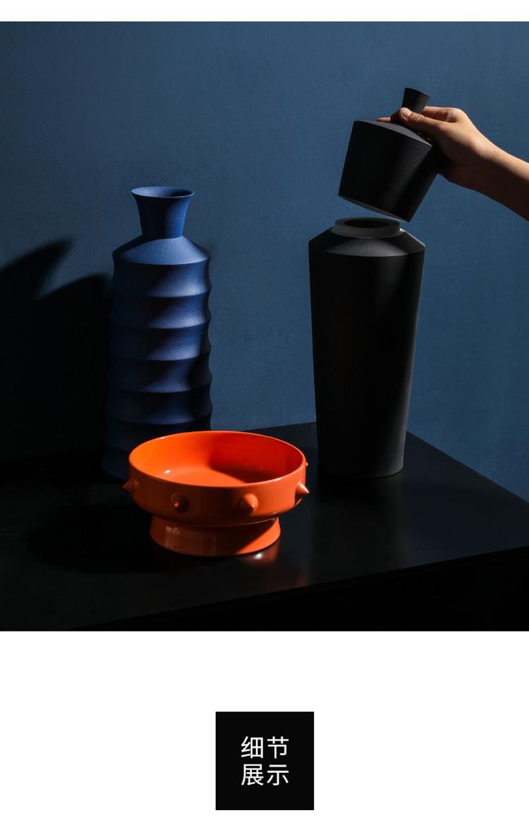 1JC21076 Nordic Ceramic Vase China Maker Sale (13)