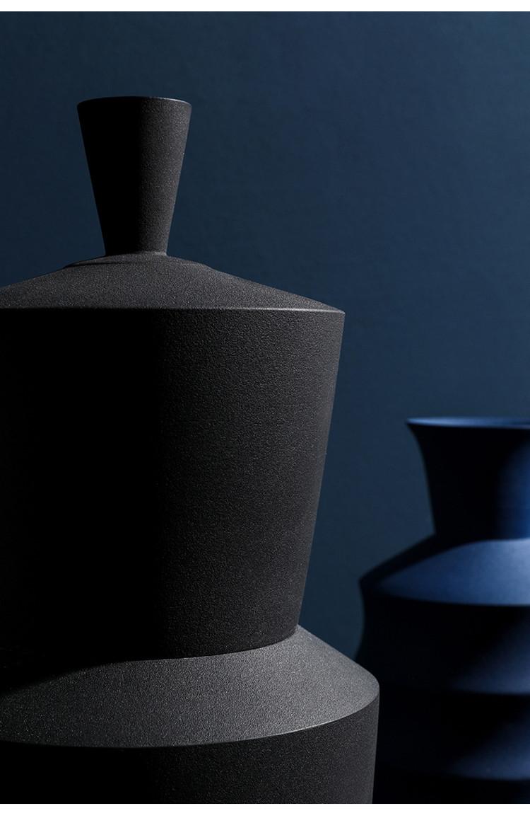 1JC21076 Nordic Ceramic Vase China Maker Sale (14)