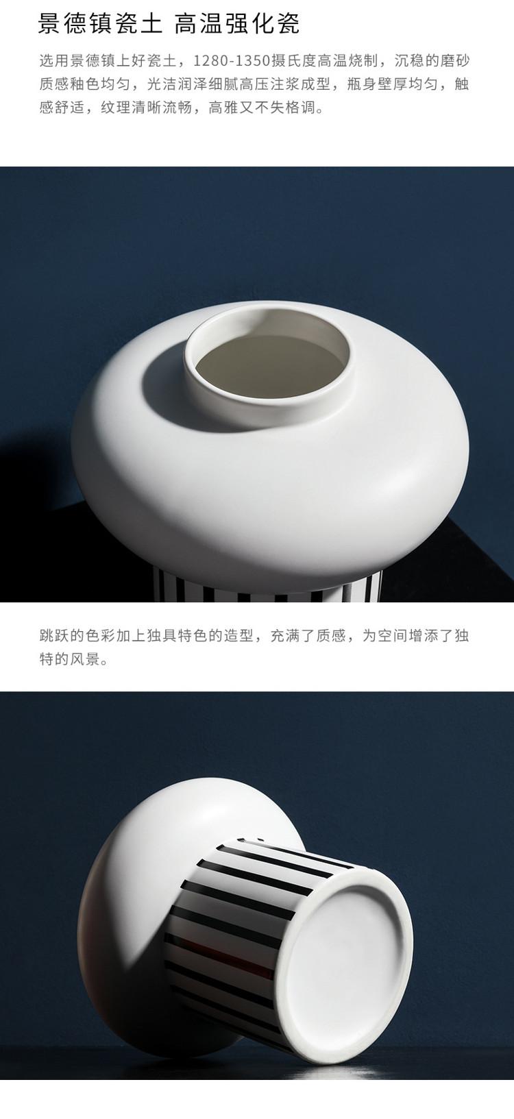 1JC21076 Nordic Ceramic Vase China Maker Sale (15)