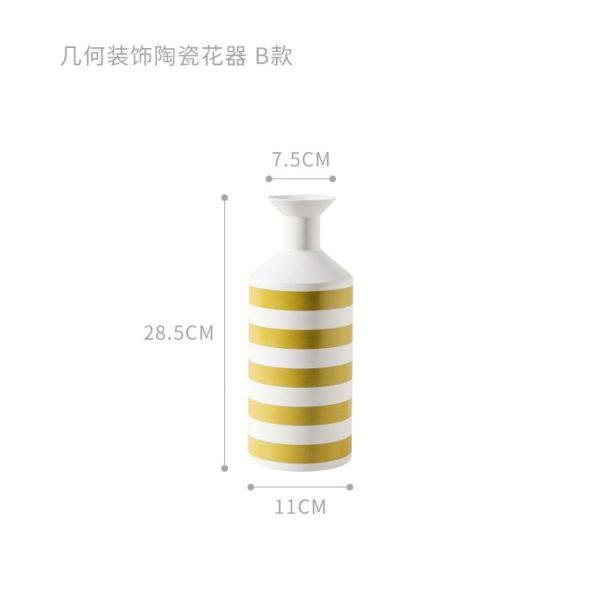 1JC21076 Nordic Ceramic Vase China Maker Sale (19)