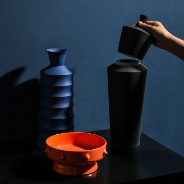 1JC21076 Nordic Ceramic Vase China Maker Sale (2)