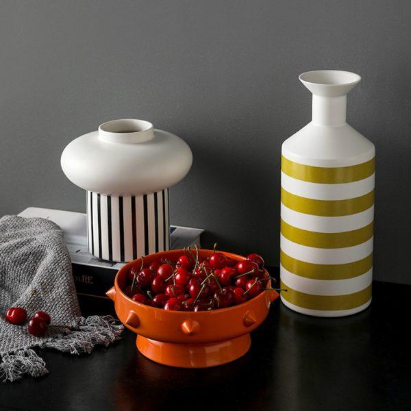1JC21076 Nordic Ceramic Vase China Maker Sale (3)