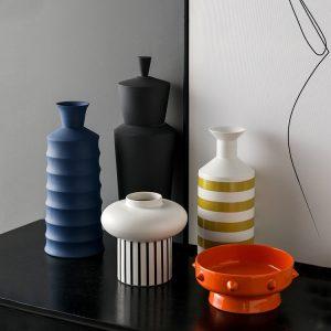 1JC21076 Nordic Ceramic Vase China Maker Sale (5)