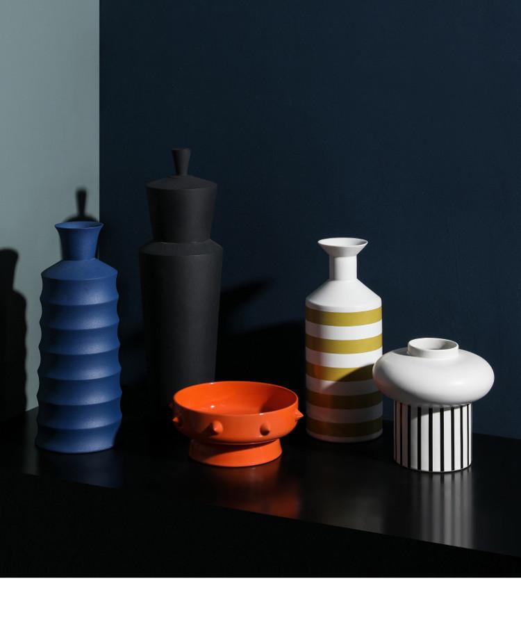 1JC21076 Nordic Ceramic Vase China Maker Sale (6)