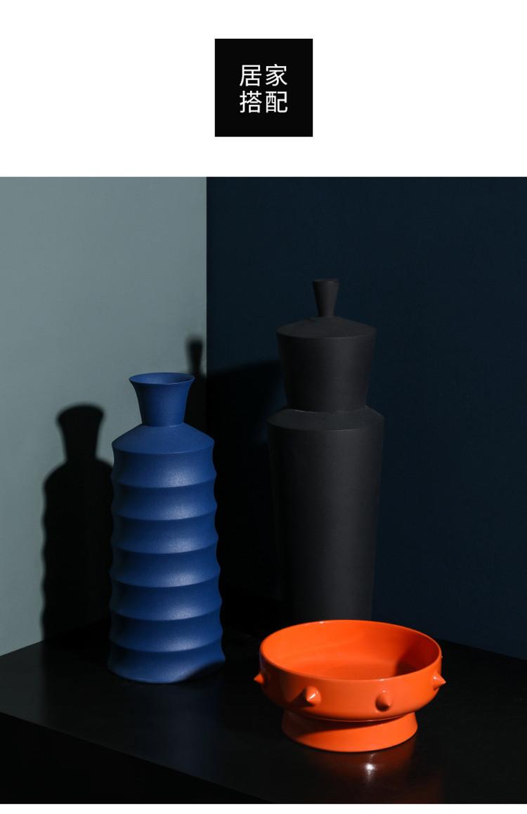 1JC21076 Nordic Ceramic Vase China Maker Sale (8)
