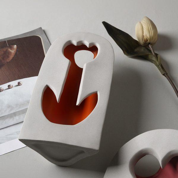 1JC21080 Instagram Vase New Trend Online Sale (1)
