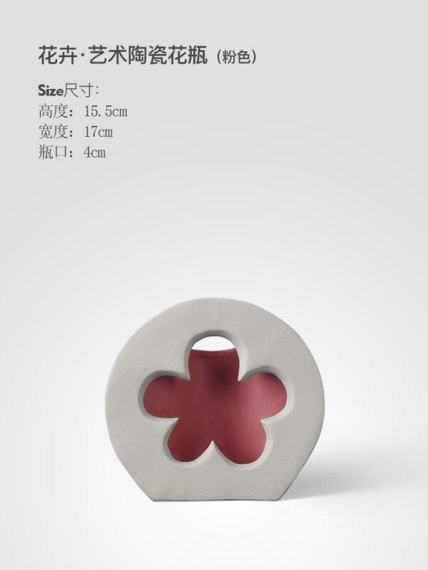 1JC21080 Instagram Vase New Trend Online Sale (24)