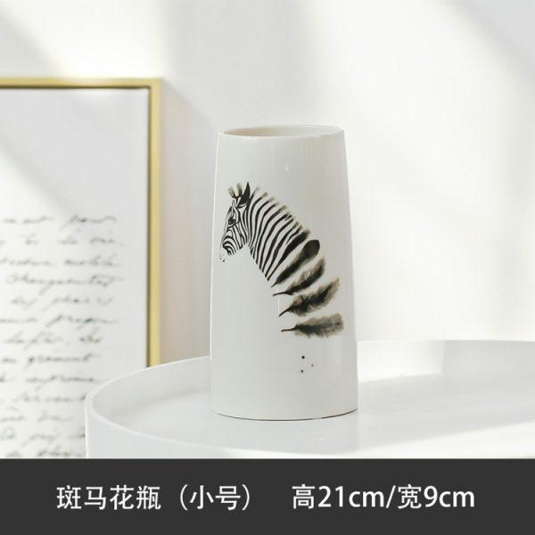 1JC21082 vase à fleurs en céramique (13)