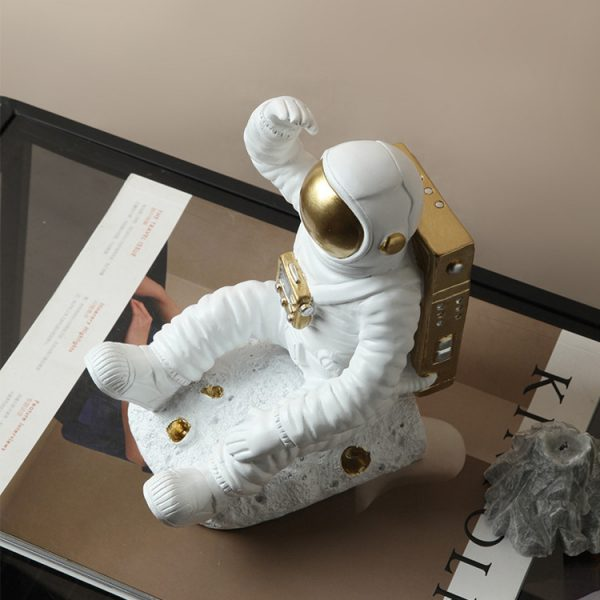 1JC21085 Astronaut Bookends China Factory Online Sale (1)