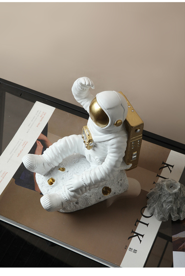 1JC21085 Astronaut Bookends China Factory Online Sale (14)
