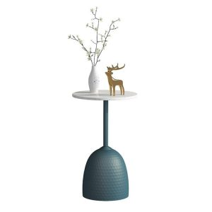 1L610015 Small Round Metal Side Table Factory (34)