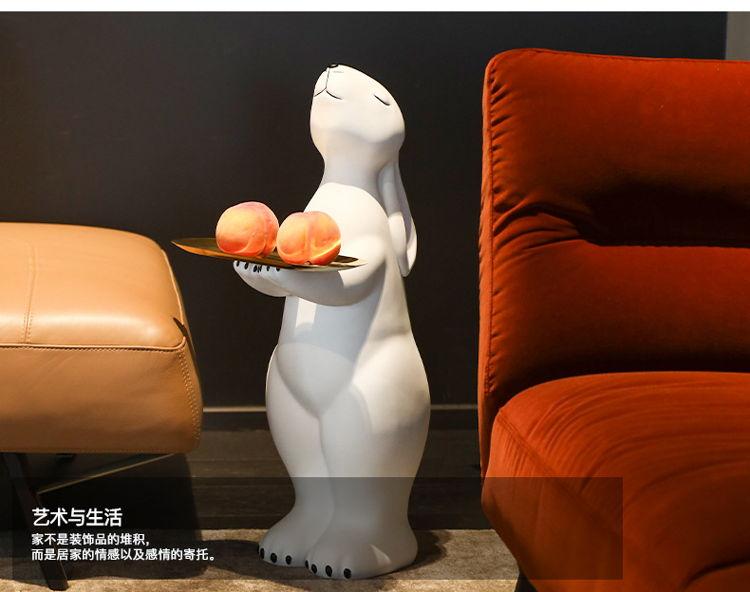1L610028 Rabbit Coffee Table Online Sale (10)
