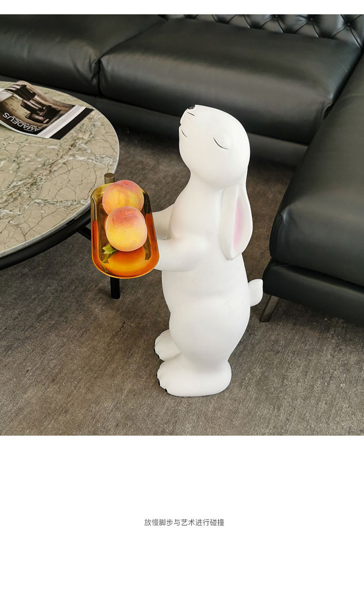 1L610028 Rabbit Coffee Table Online Sale (3)