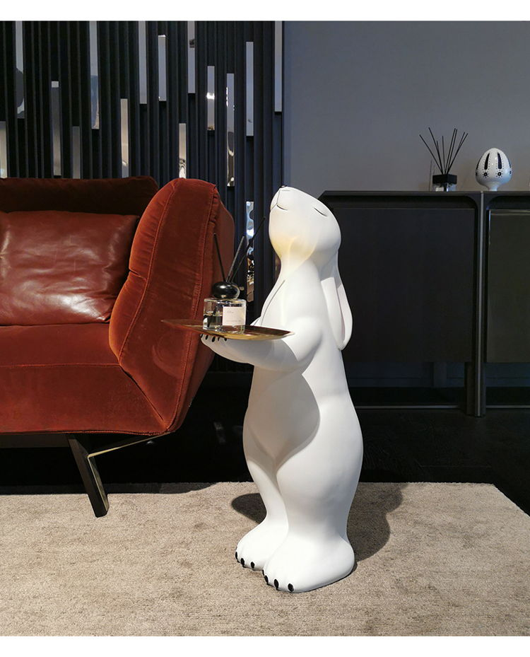 1L610028 Rabbit Coffee Table Online Sale (4)