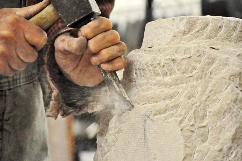 Four Basic Methods For Making A Sculpture Are