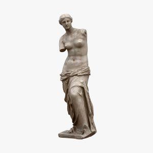 1K818001 Scultura Greca Classica Da Giardino (2)