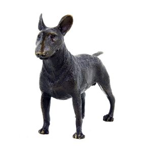 1K820003 Scultura Bronzo Bull Terrier (1)