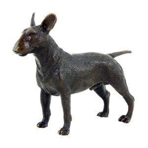 1K820003 Scultura Bronzo Bull Terrier (6)
