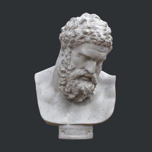 1K823002 Arte Romana Scultura Farnese Hercules (1)