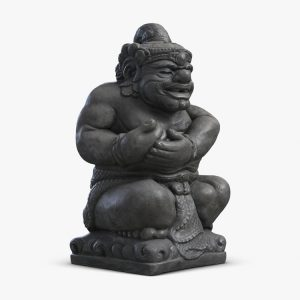 1I805004 Bali Stone Statues For Sale (1)