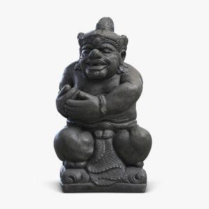 1I805004 Bali Stone Statues For Sale (2)