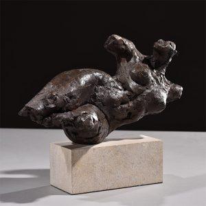 1JA16008 Nude Woman Sculpture Bronze (2)