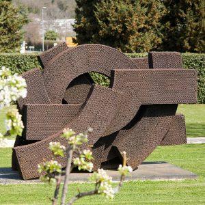 1K907002 Park Skulptura Dušana Džamonje (2)
